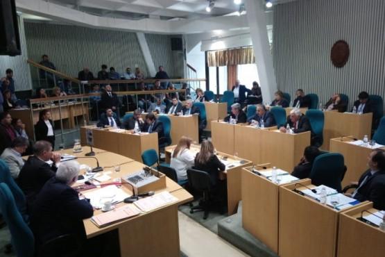 Se aprobó el Presupuesto Provincial 2019
