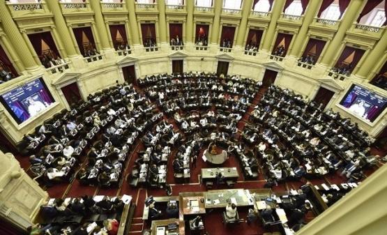 Diputados aprobó en general el proyecto contra las barrabravas