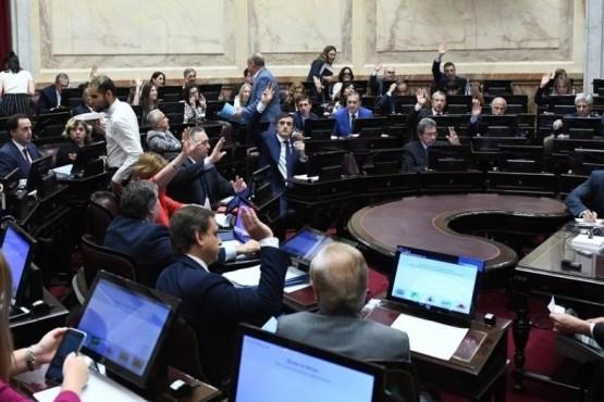 Con la media sanción en Diputados, el Senado tratará este miércoles la