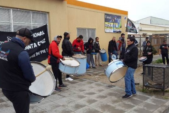 SATSAID reclama en Pico Truncado por el despido de dos trabajadores