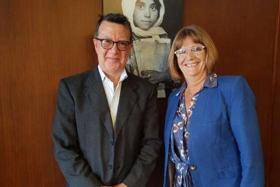 Reuniones en Nación por el SAMIC El Calafate