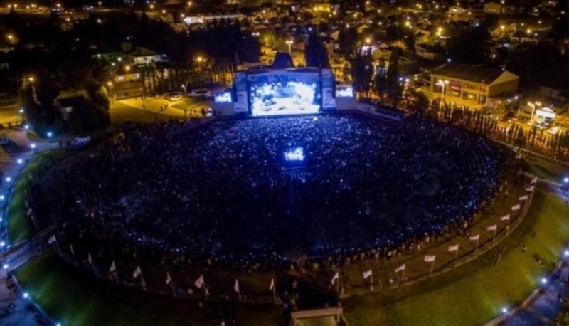 Fiesta Nacional del Lago Argentino 2019