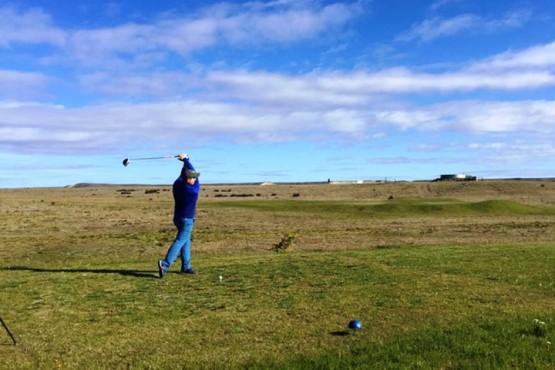 En buen nivel se dejaron ver los golfistas en esta fecha.