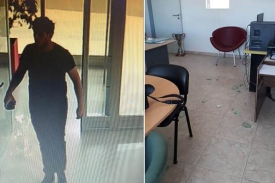 Caso López: un violento ataque al canal Madryn TV
