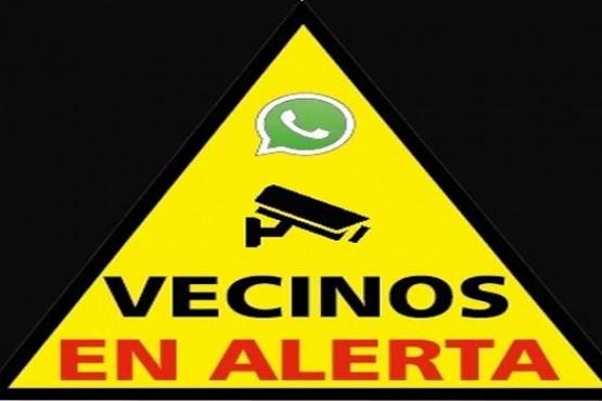 Vecinos por Whatsapp están en alerta en el Natividad