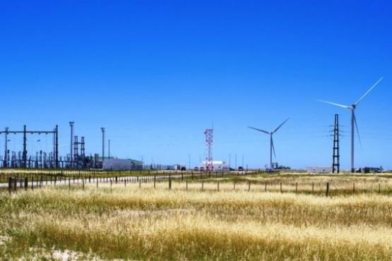 Ya operan tres parques de energías renovables