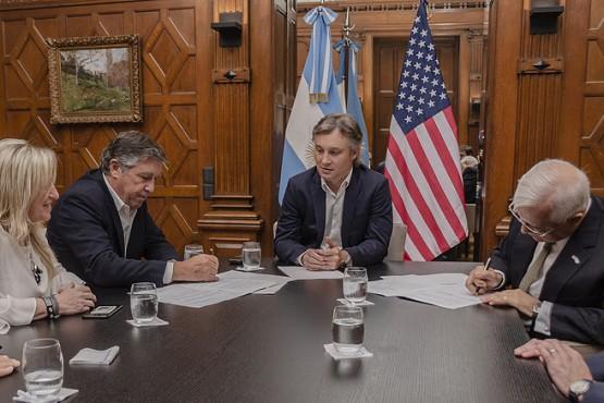 Acuerdo de cooperación entreParques Nacionales de Argentinay de Estados Unidos