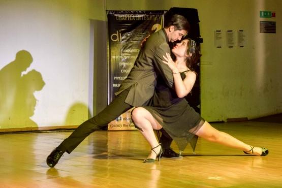 Cierre de año con más de 40 bailarines en el escenario