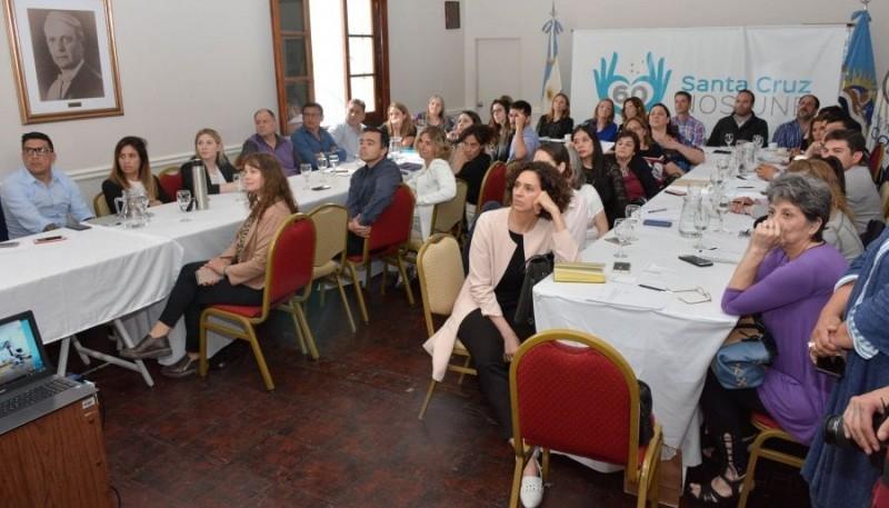 Calificaron positiva la reunión de los directores de hospitales