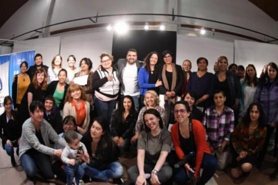 Se entregó un millón de pesos para mujeres emprendedoras