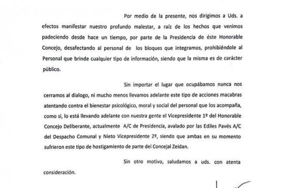 Denuncian despidos y hostigamiento en el HCD de Rio Turbio