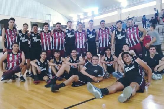 En San Miguel inventaron un torneo interno para seguir jugando