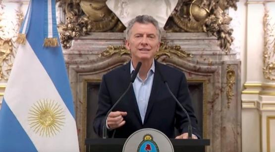 La respuesta de Macri a un elogio de la Fundación Leonardo Di Caprio