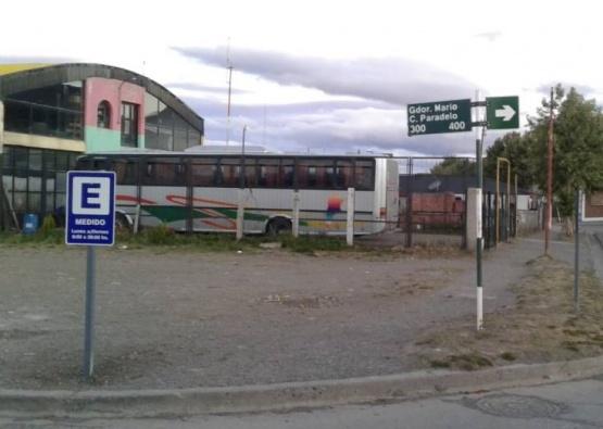 Cambio de calles en la localidad.