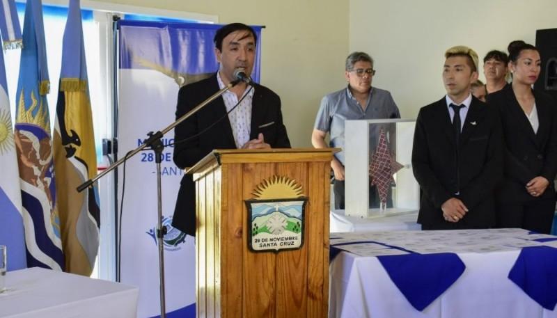 El presidente del Instituto de Desarrollo Urbano y Vivienda, Pablo Grasso