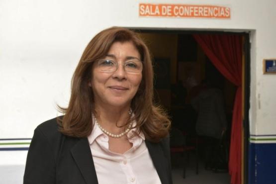 Marisa Oliva.