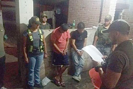 Rescatan a tres víctimas de una red de trata