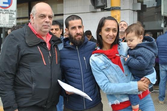Una bandera que flameará por La Tropilla en Córdoba