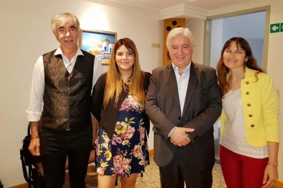 González participó de un nuevo encuentro de la Comisión de Equidad de Género
