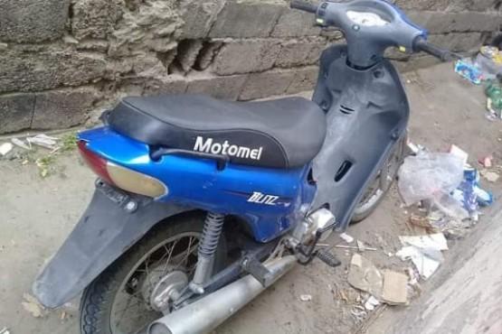 Robó una moto, creyó que la había vendido pero fue una trampa