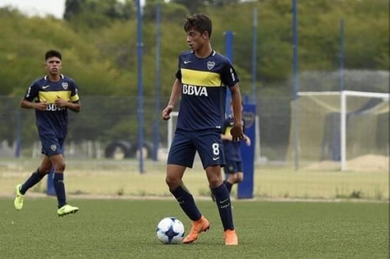 Un calafateño campeón con la Novena de Boca Juniors