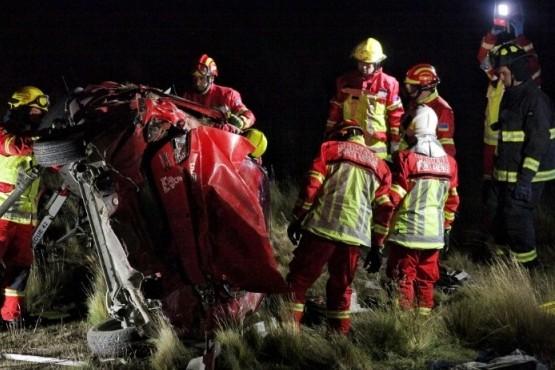 Otra tragedia cerca de Monte Aymond enluta a familias de Río Gallegos