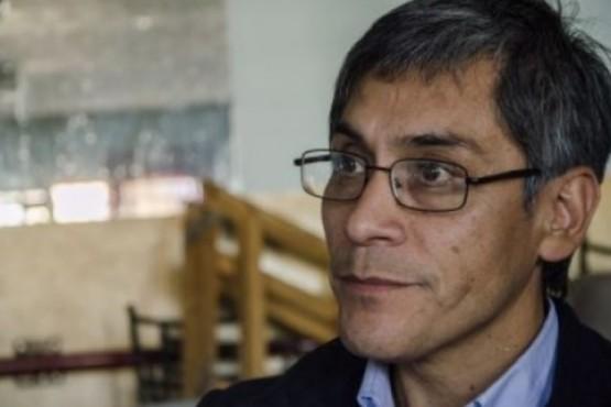 Echazú y Roquel no esquivaron hablar del tema electoral. (Archivo).