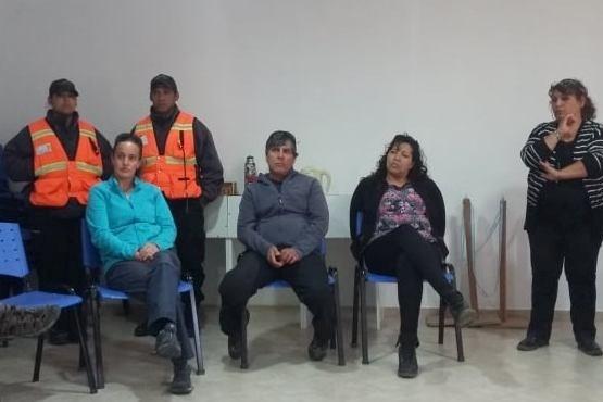Remiseros se reunieron con Inspectores de Tránsito