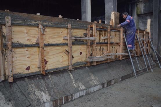 Avanzan trabajos de infraestructura para la instalación de la Planta de Tratamiento
