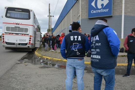 Transportista denunció agresiones y aprietes