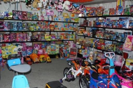 El 40% de juguetes de nena se vinculan a tareas del hogar