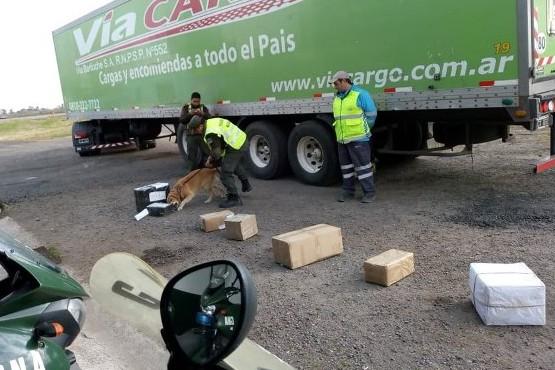 Giran causa narco desde Tribunal de Buenos Aires a Santa Cruz