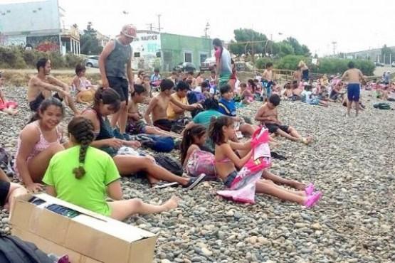 700 Niños inscriptos para las colonias en Caleta Olivia