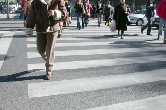 Mueren cinco peatones atropellados por día