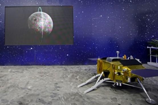 Empieza a explorar la cara oculta de la Luna.