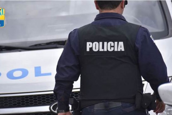 Dos policías de El Calafate fueron denunciados por violencia de género.