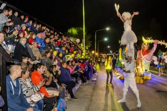 Los Carnavales se realizarán durante todos los sábados de febrero
