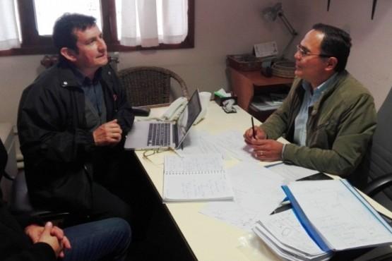 Articulan acciones sanitarias con Chile