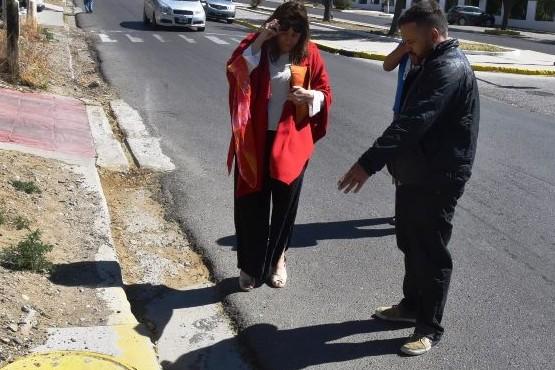 Por un recurso de amparo ambiental la Justicia Civil supervisó sistema cloacal