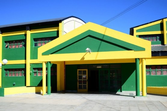 Municipio comenzó las tareas de mantenimiento escolar