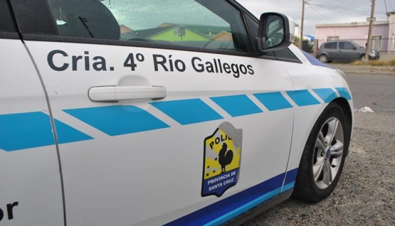 En el caso intervino la Comisaría Cuarta de Río Gallegos. (J.C.C.)