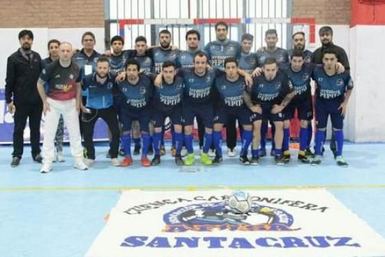 Santa Cruz será sede de un par de torneos de la CAFS