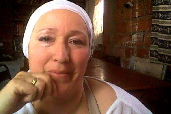 Norma Garayburu (Derecha)