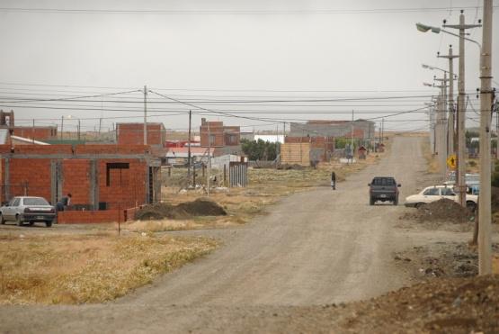 El Estado presente en el barrio San Benito
