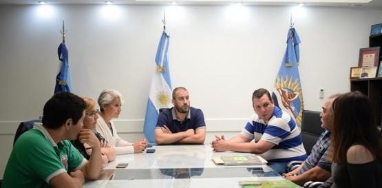 Municipio de Caleta escuchó las peticiones de clubes y agrupaciones