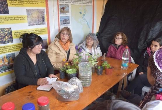 Educación ambiental y jardinería