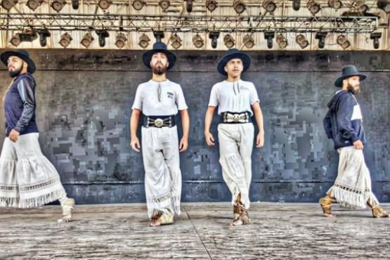 La delegación santacruceña deslumbró en el escenario del 52º Festival Nacional del Malambo