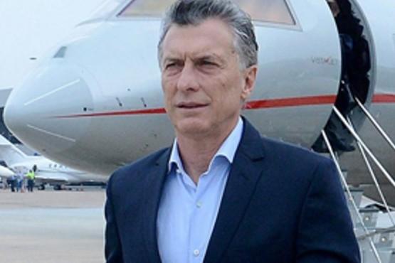 Macri llega este lunes por la tarde a Madryn con funcionarios nacionales