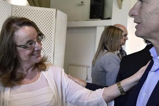 Macri se encontrará hoy con Alicia Kirchner. (Archivo).