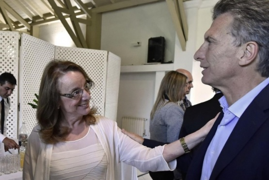 Se reunieron la gobernadora Kirchner y el Presidente en las represas